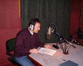 Voice over at the Sound Company